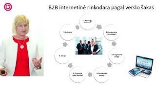 "VLADAS SAPRANAVIČIUS, ASTA TRAPULIONIENĖ – ""B2B rinkodara internete"""