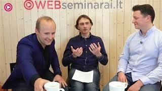 Vladas Sapranavičius, A SEJONAS ir P BYLA - Kaip pasamdyti SEO agentūrą