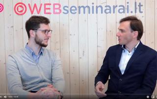 """V. Sapranavičius - """"Paslaugą bandančiųjų klientų konversija į mokamus SaaS tipo versluose"""""""
