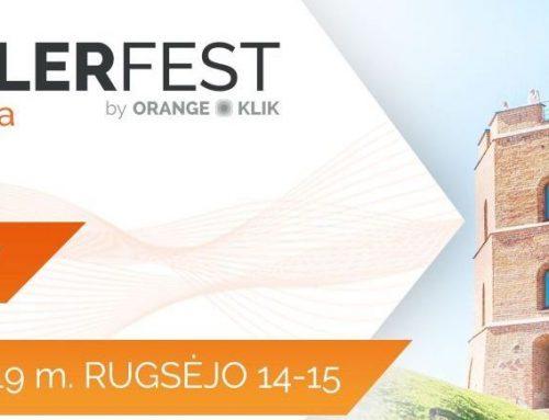 Amazon Seller Fest rugsėjo 14-15 d.