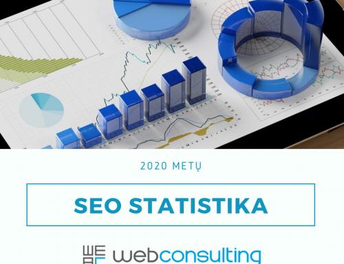 2020 metų SEO statistika